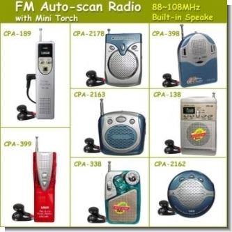 Lee el articulo completo REPRODUCTOR DE RADIO AUTO SCAN MINTAR TORCH