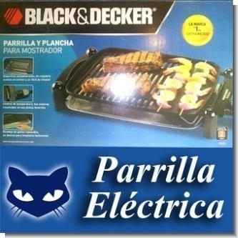 Lee el articulo completo PARRILLA ELECTRICA  MOSTRADOR (39.4X30.5 CENTIMETROS)